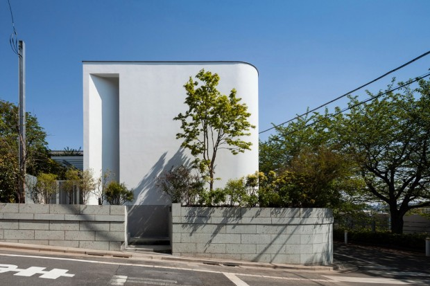 House for Green à Tokyo par le studio japonais Yaita and Associates